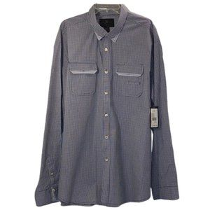 🆕Button down long sleeve shirt by Mark Ecko